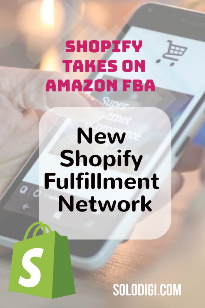 shopify takes on Amazon FBA